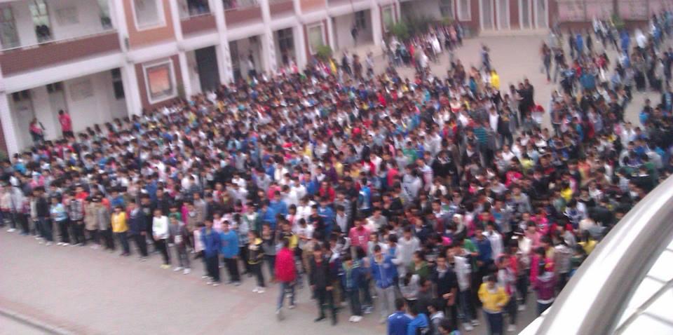 kinesisk skole