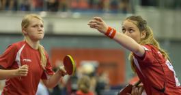 Louise Andersen og Sophie Walløe